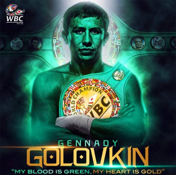 Gennady Golovkin - WBC