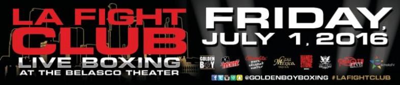 LA Fight Club July 1