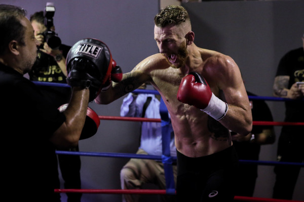 Andrzej Fonfara _Workout_Nabeel Ahmad _ Premier Boxing Champions1