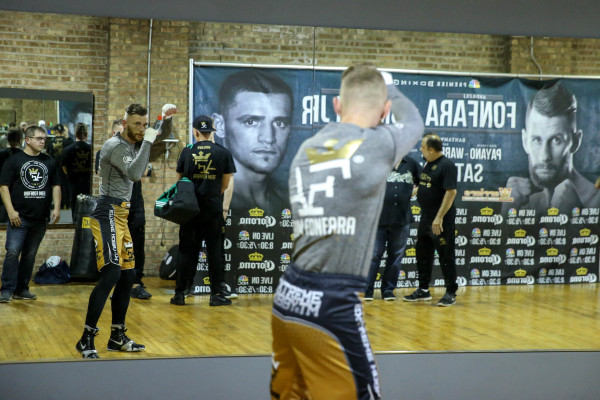 Andrzej Fonfara _Workout_Nabeel Ahmad _ Premier Boxing Champions15