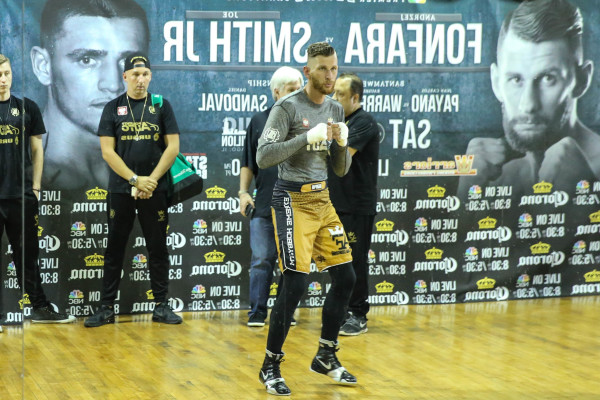 Andrzej Fonfara _Workout_Nabeel Ahmad _ Premier Boxing Champions16
