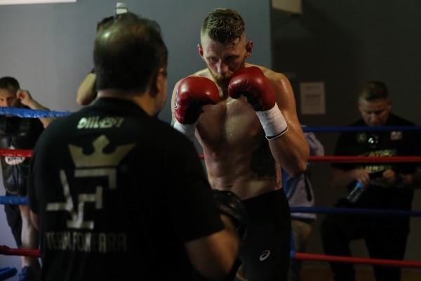 Andrzej Fonfara _Workout_Nabeel Ahmad _ Premier Boxing Champions2