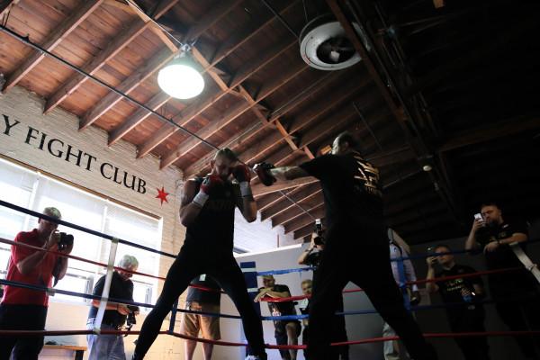 Andrzej Fonfara _Workout_Nabeel Ahmad _ Premier Boxing Champions3