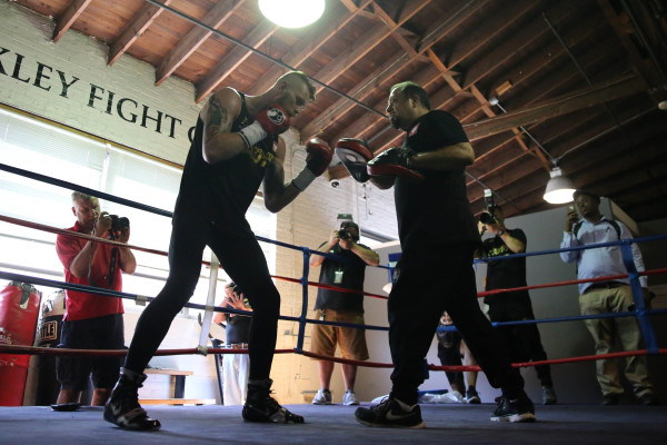 Andrzej Fonfara _Workout_Nabeel Ahmad _ Premier Boxing Champions4