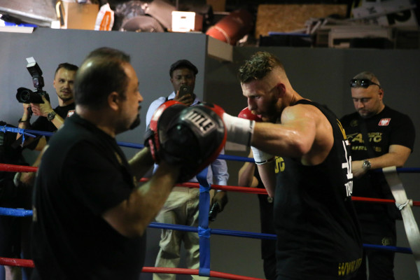 Andrzej Fonfara _Workout_Nabeel Ahmad _ Premier Boxing Champions5