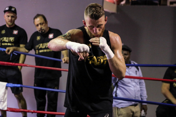 Andrzej Fonfara _Workout_Nabeel Ahmad _ Premier Boxing Champions8