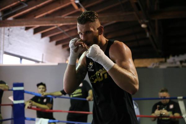 Andrzej Fonfara _Workout_Nabeel Ahmad _ Premier Boxing Champions9