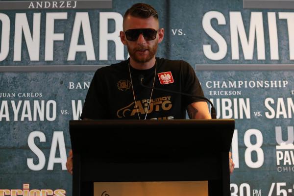 Andrzej Fonfara_Presser_Nabeel Ahmad _ Premier Boxing Champions2