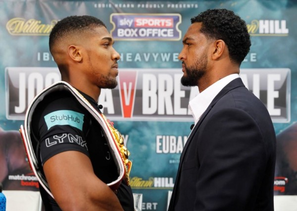 Anthony Joshua vs. Dominic Breazeale - Lawrence Lustig (11)