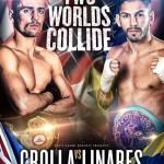 Anthony Crolla vs. Jorge Linares Set for September 24