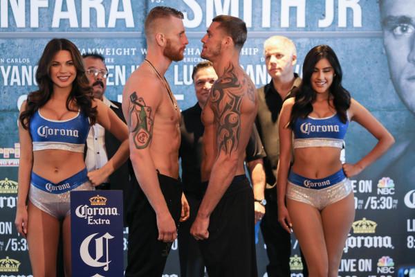 Fonfara vs Smith Jr_Weigh-in_Nabeel Ahmad _ Premier Boxing Champions