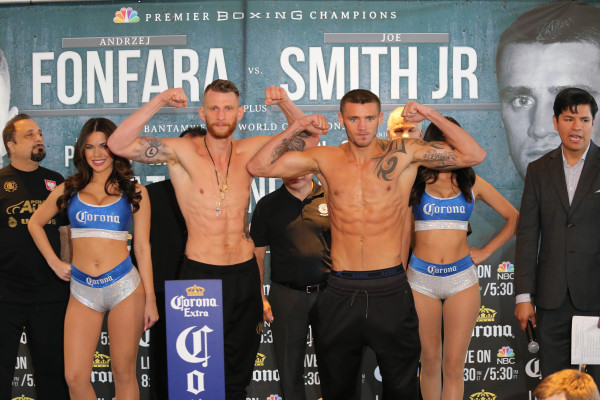 Fonfara vs Smith Jr_Weigh-in_Nabeel Ahmad _ Premier Boxing Champions2
