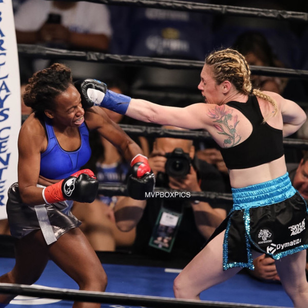 Heather Hardy MVP RBRBoxing