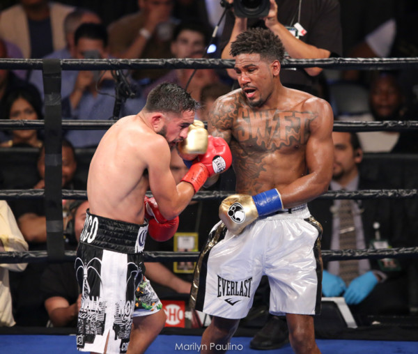 Jarrett Hurd Vs. Oscar Molina Fight Night