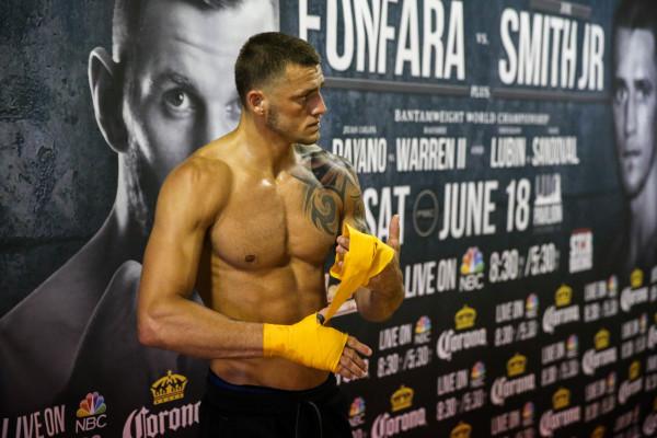 Joe Smith Jr._Workout_Nabeel Ahmad _ Premier Boxing Champions