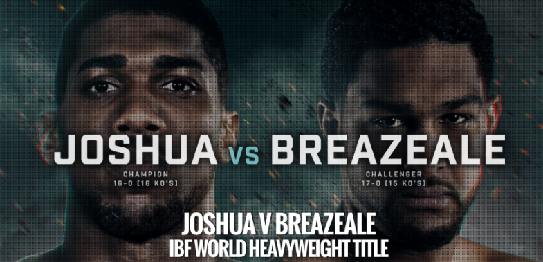 Joshua vs. Breazeale