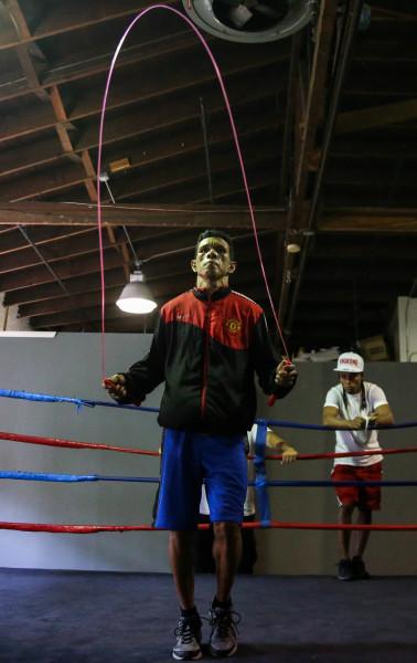 Juan Carlos Payano_Workout_Nabeel Ahmad _ Premier Boxing Champions1