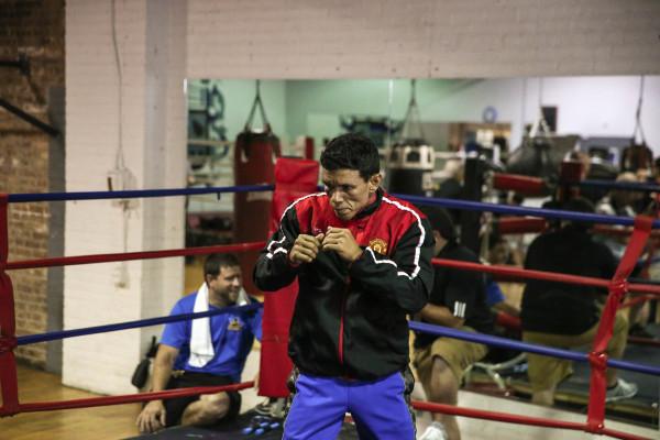 Juan Carlos Payano_Workout_Nabeel Ahmad _ Premier Boxing Champions3