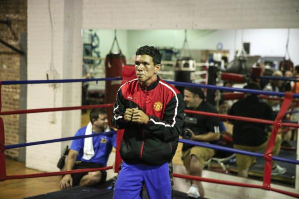 Juan Carlos Payano_Workout_Nabeel Ahmad _ Premier Boxing Champions4