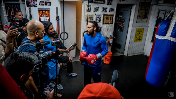 Keith Thurman Media Day - Andrew Cleary RBRBoxing (12)