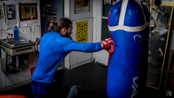 Keith Thurman Media Day - Andrew Cleary RBRBoxing (14)
