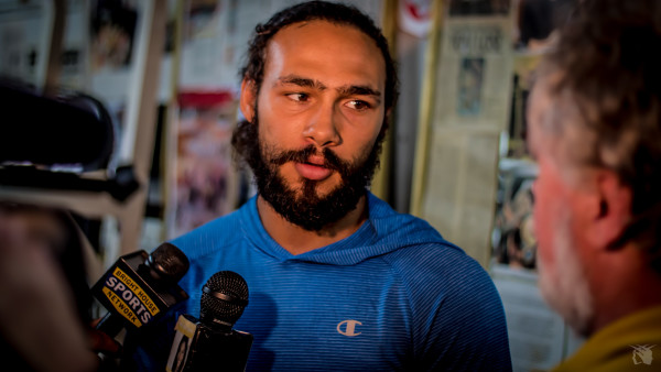 Keith Thurman Media Day - Andrew Cleary RBRBoxing (15)