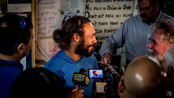 Keith Thurman Media Day - Andrew Cleary RBRBoxing (16)