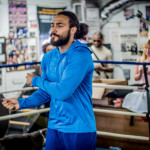 Keith Thurman Media Workout Photos and Quotes