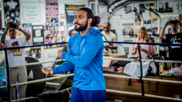Keith Thurman Media Day - Andrew Cleary RBRBoxing (18)