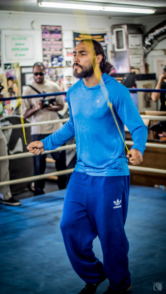 Keith Thurman Media Day - Andrew Cleary RBRBoxing (19)