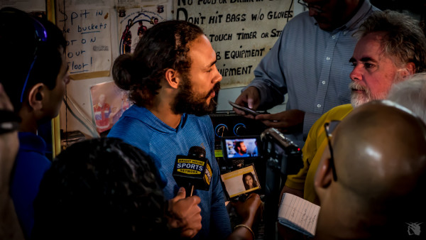 Keith Thurman Media Day - Andrew Cleary RBRBoxing (2)