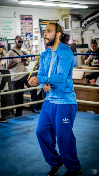 Keith Thurman Media Day - Andrew Cleary RBRBoxing (20)