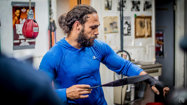 Keith Thurman Media Day - Andrew Cleary RBRBoxing (25)