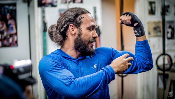 Keith Thurman Media Day - Andrew Cleary RBRBoxing (26)