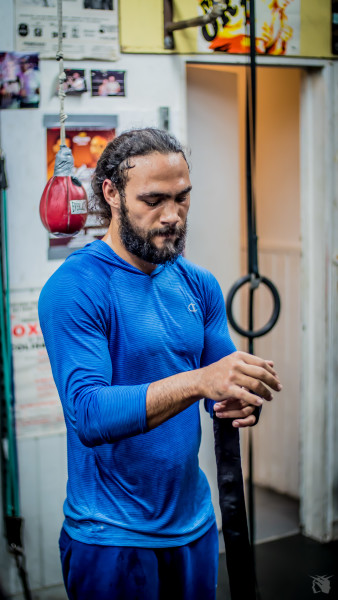 Keith Thurman Media Day - Andrew Cleary RBRBoxing (28)