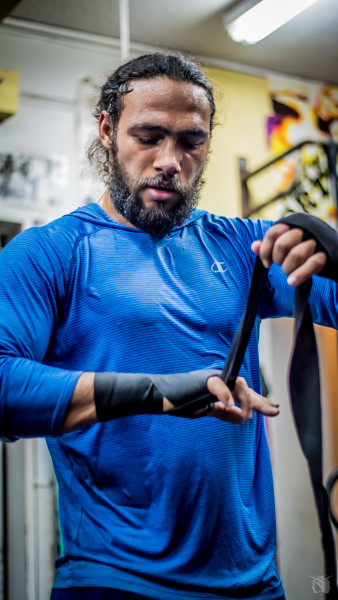 Keith Thurman Media Day - Andrew Cleary RBRBoxing (29)