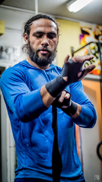 Keith Thurman Media Day - Andrew Cleary RBRBoxing (30)