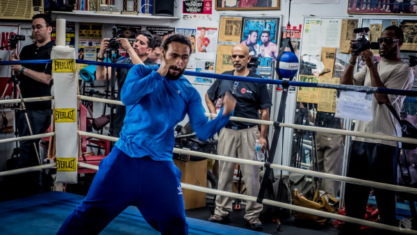 Keith Thurman Media Day - Andrew Cleary RBRBoxing (8)
