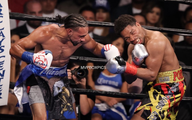 Keith Thurman vs. Shawn Porter - MVP RBRBoxing 2