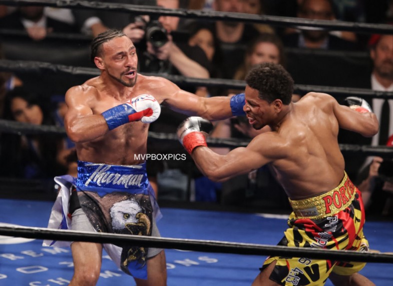 Keith Thurman vs. Shawn Porter - MVP RBRBoxing 3
