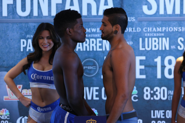 Lubin vs Sandoval_Weigh-in_Nabeel Ahmad _ Premier Boxing Champions
