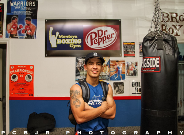 Mike Alvarado Media Day - Jr. Barron RBRBoxing (10)