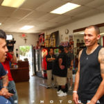 Photo Gallery | Mike Alvarado vs. Josh Torres Media Workout