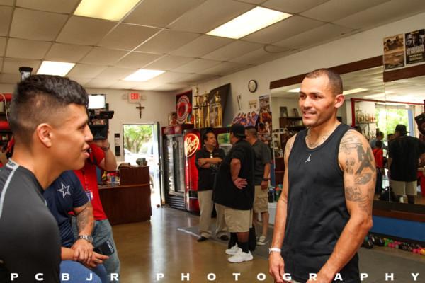 Mike Alvarado Media Day - Jr. Barron RBRBoxing (14)