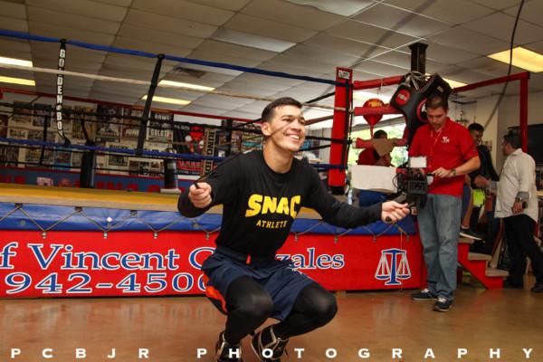 Mike Alvarado Media Day - Jr. Barron RBRBoxing (16)