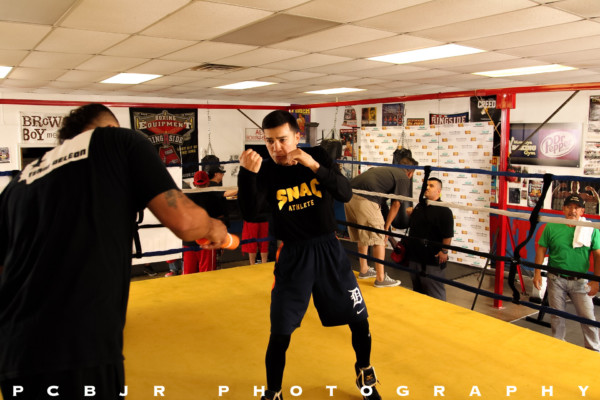 Mike Alvarado Media Day - Jr. Barron RBRBoxing (22)
