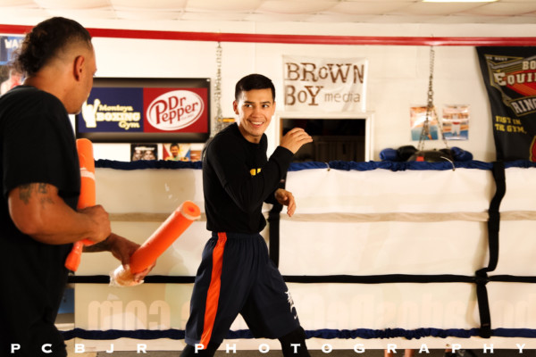 Mike Alvarado Media Day - Jr. Barron RBRBoxing (23)