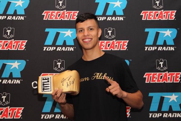 Mike Alvarado vs. Josh Torres Weigh In - Porfirio Barron Jr. RBRBoxing.JPGIMG_7483