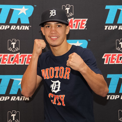 Mike Alvarado vs. Josh Torres Weigh In - Porfirio Barron Jr. RBRBoxing.JPGIMG_7487