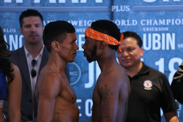 Payano vs Warren_Weigh-in_Nabeel Ahmad _ Premier Boxing Champions